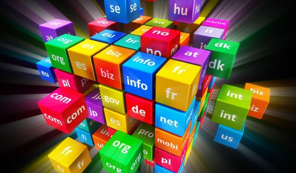 Understanding .com , .net , .org , .sg , .co.uk , . . . etc. in a Domain Name.